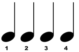 Quarter Note Timing Exercise