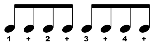 Eighth Note Timing Exercise